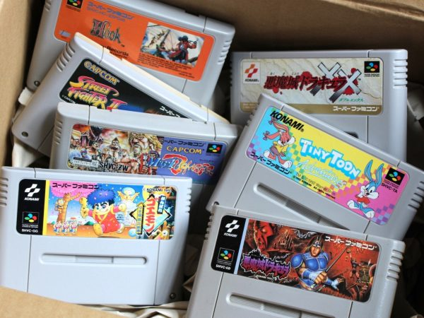 Top 5 SNES Games