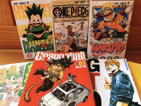 Manga and How We Track It